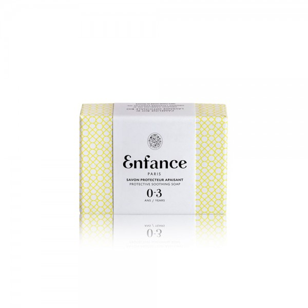 Protective Soothing Soap in Paper 0-3 Years |Enfance Paris
