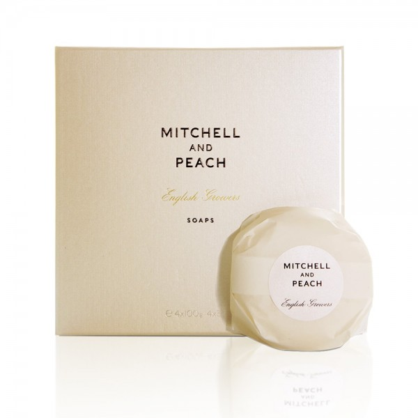 Flora No.1 Soaps I Mitchell and Peach | Look Beautiful Products