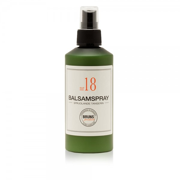 Nr. 18 Balsamspray 200ml | BRUNS Products