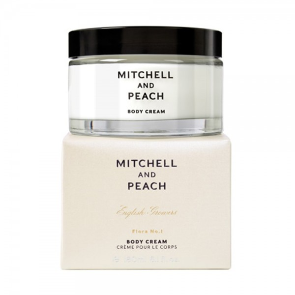 Flora No.1 Body Cream | Mitchell and Peach