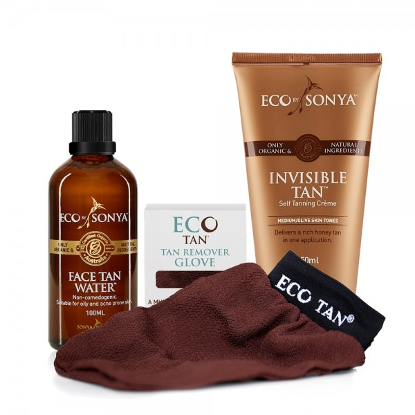 Complete Tanning Kit | Eco by Sonya