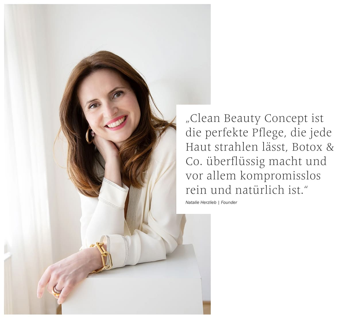 Clean Beauty Founder