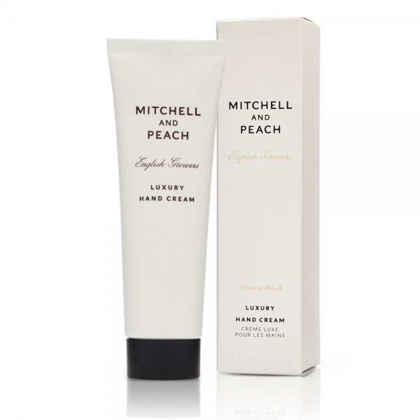 Luxury Hand Cream | Mitchell and Peach | Look Beautiful Products