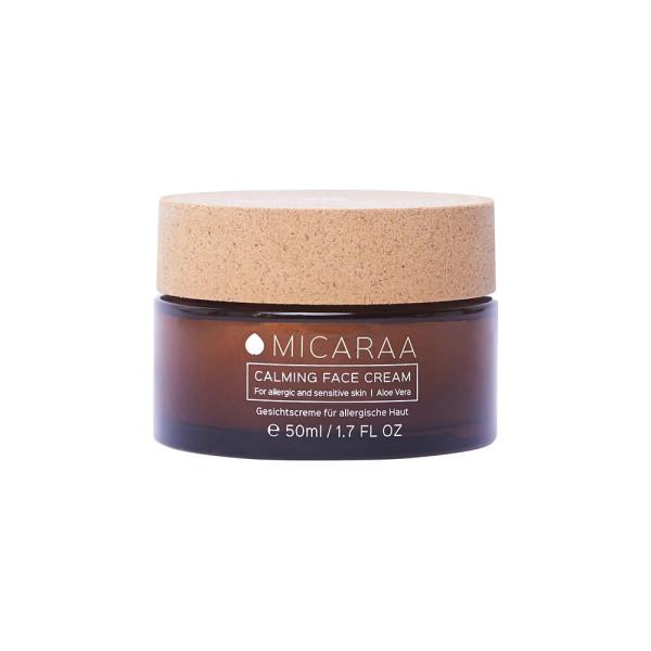 Calming Face Cream - Allergische und Sensible Haut  MICARAA