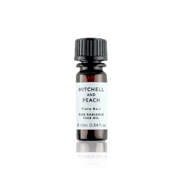 Flora No.1 Fine Radiance Face Oil | Mitchell and Peach