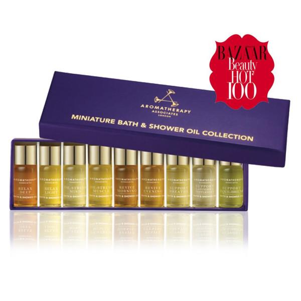 Miniature Bath & Shower Oil Collection | Aromatherapy Associates