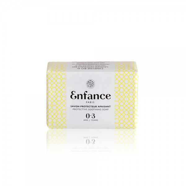 Protective Soothing Soap in Paper 0-3 Years | Enfance Paris