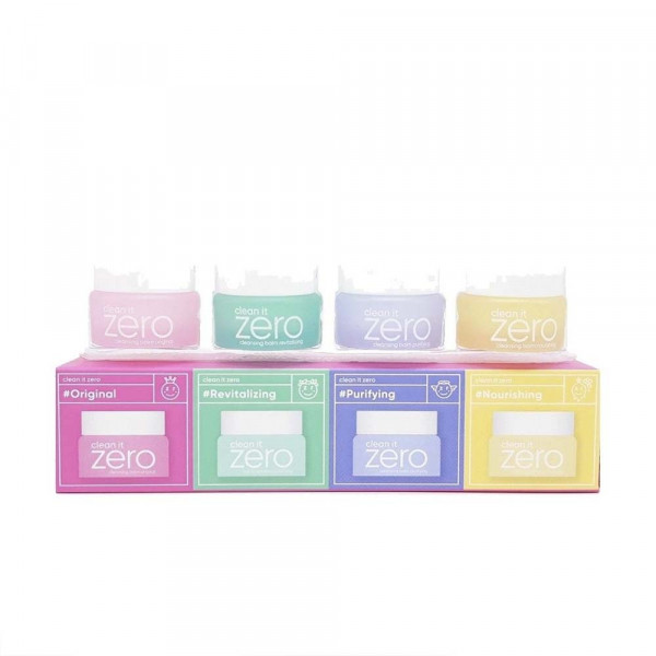 Clean it Zero Cleansing Balm Miniature Set