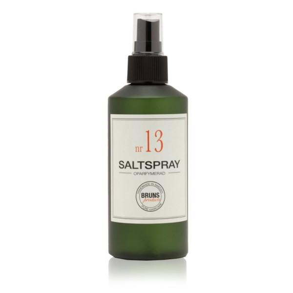 Nr. 13 Salt Spray Unscented (Unparfümiert) 200ml |BRUNS Products