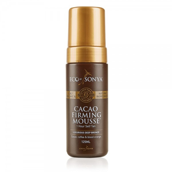 Cacao Tanning Mousse | Eco by Sonya