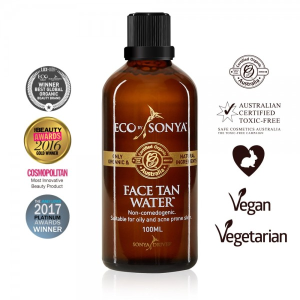 Face Tan Water  | Eco By Sonya