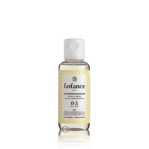 Gentle Shampoo 100ml 0-3 Years |  Enfance Paris