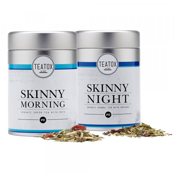 Skinny Detox 14 Tage Programm | Teatox