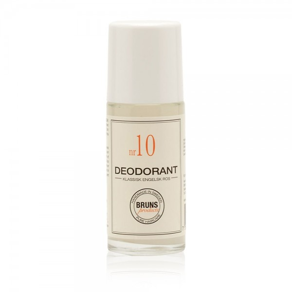 Nr. 10 Classic English Rose Deodorant | BRUNS Products