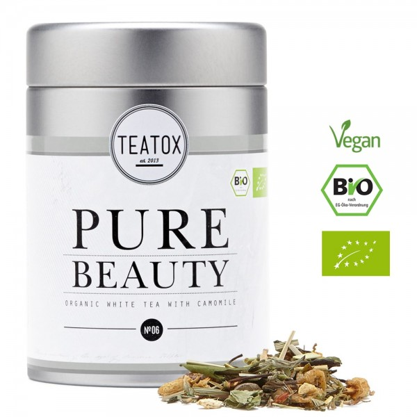 Pure Beauty Tee | Teatox  | Look Beautiful Products