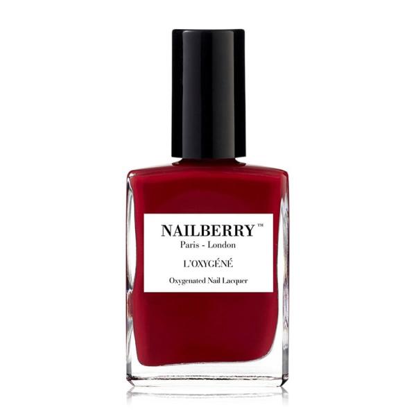 Le temps des cerises (Burgundy) | Nailberry