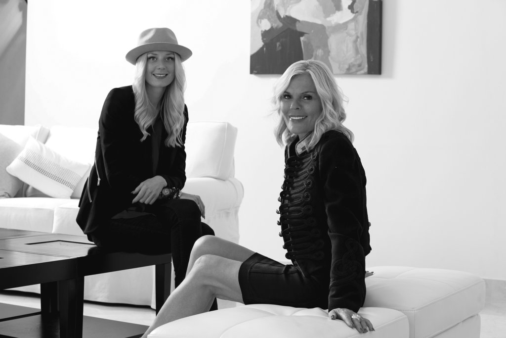 Eleni & Chris Gründerinnen