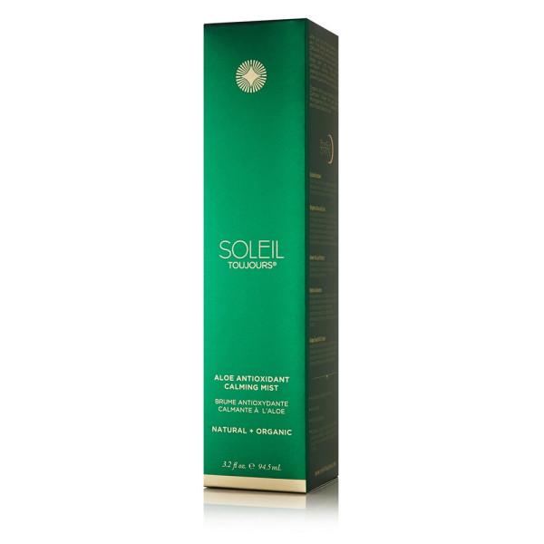 Organic Aloe Antioxidant Calming Mist