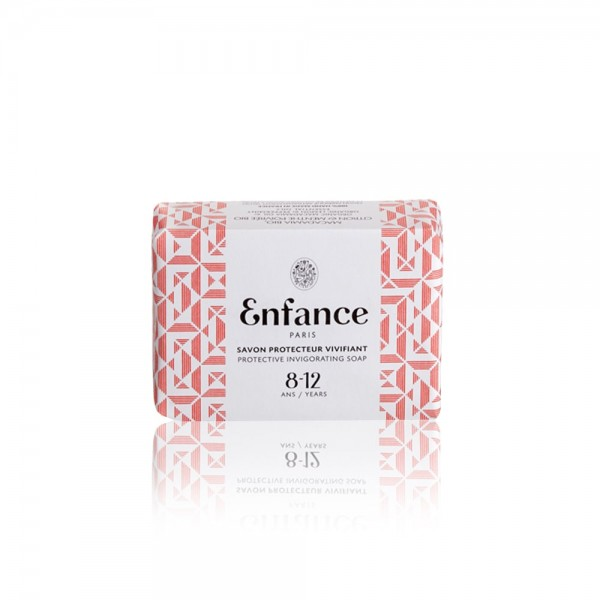 Protective Invigorating Soap in Paper 8-12 Years  | Enfance