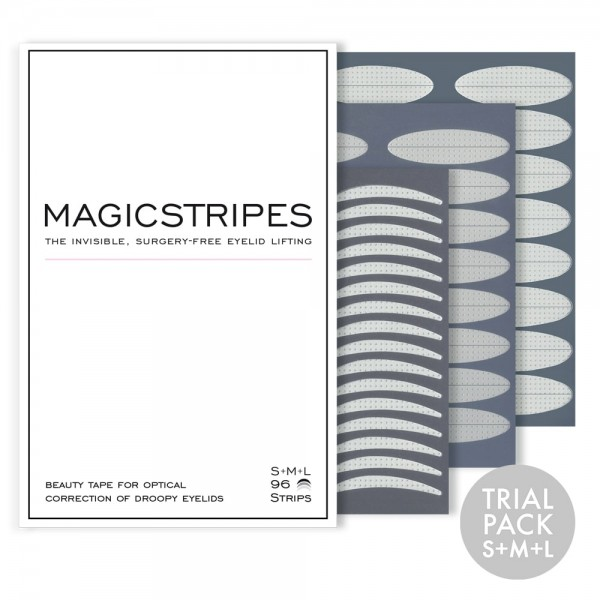 Eyelid Lifting Probierpackung | Magicstripes