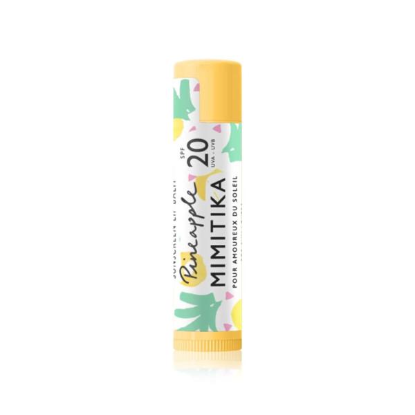 Sunscreen Lip Balm Pineapple SPF 20 | MIMITIKA