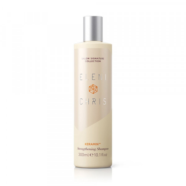 KeraMin Strengthening Shampoo | Eleni & Chris