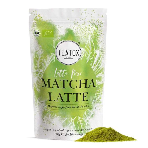 Matcha Latte Mix | Teatox