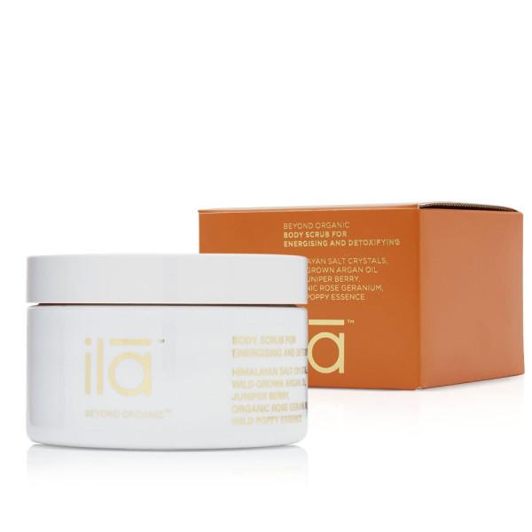 Body Scrub for Energizing and Detoxifying