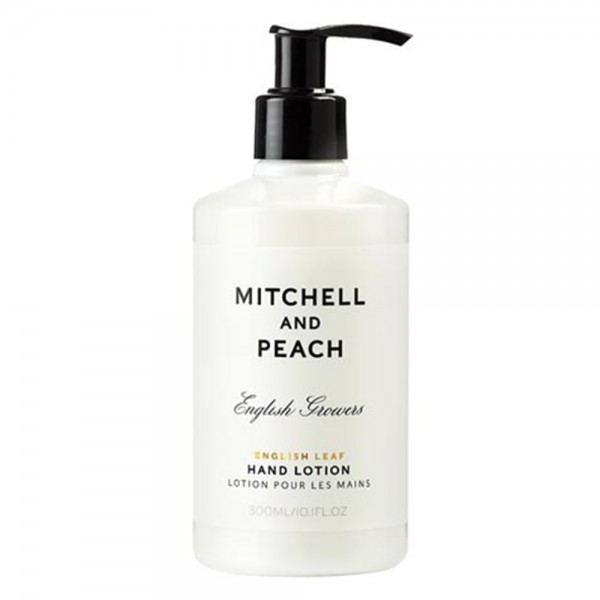 English Leaf Hand Lotion | Mitchell and Peach