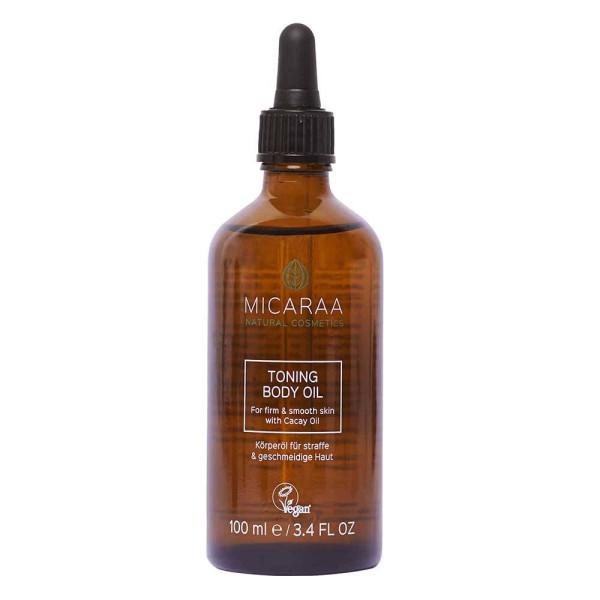 Toning Body Oil |MICARAA