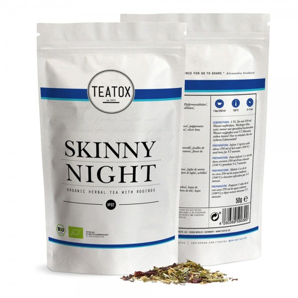 Skinny Night | Teatox | Look Beautiful Products