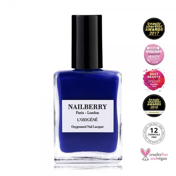 Maliblue Hot Blue | Nailberry | Look Beautiful Products