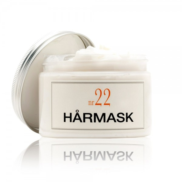 Nr. 22 Hair Mask Bergamot 350 ml | BRUNS Products