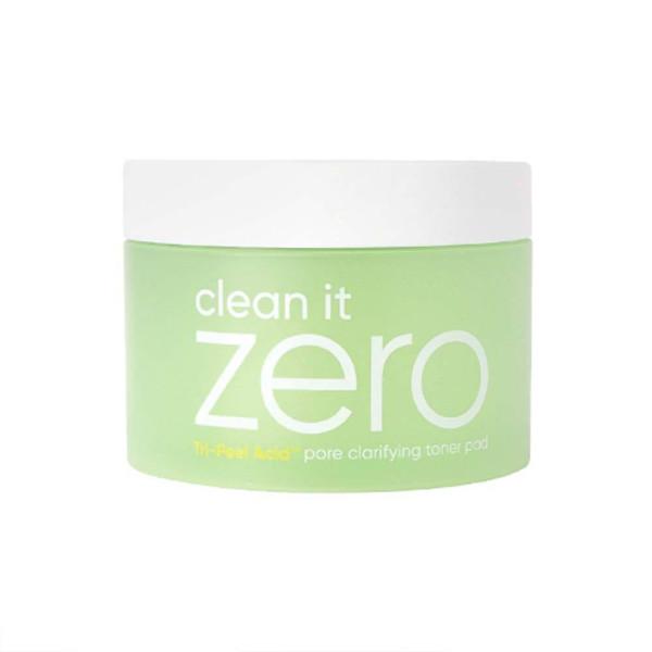 Clean it Zero Toner Pad Pore Clarifying