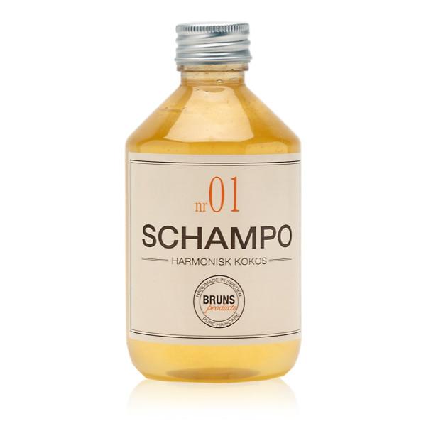 Nr. 01 Harmonious Coconut Shampoo 330ml
