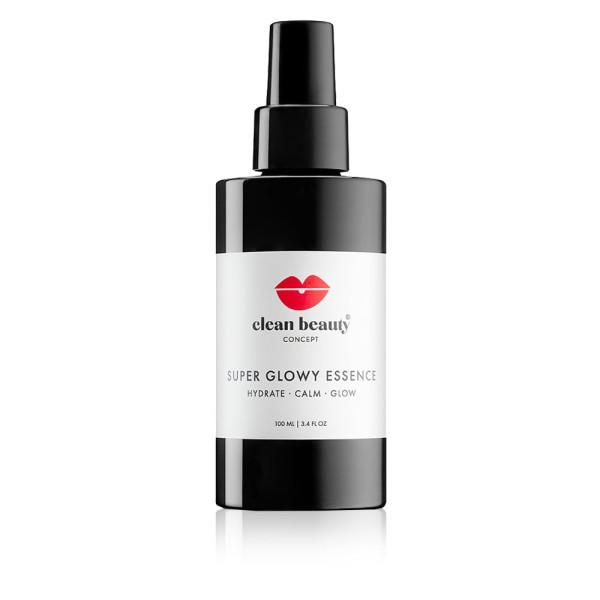 Super Glow Essence   Clean Beauty Concept