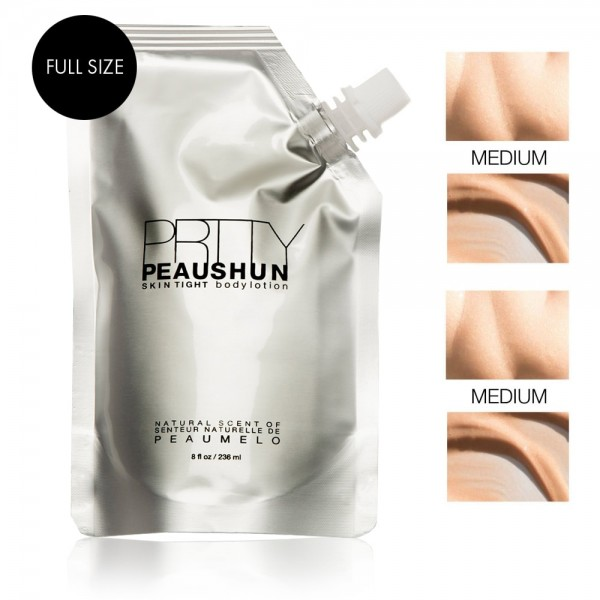 Skin Tight Bodylotion (Medium) |  PRTTY Peaushun | Look Beautiful Products