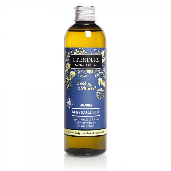 Jojoba Massage Oil | STENDERS