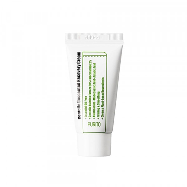 Centelle Unscented Recovery Cream Travel Size