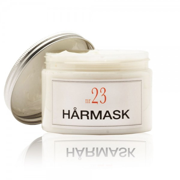Nr. 23 Hair Mask Unscented 350ml | BRUNS Products