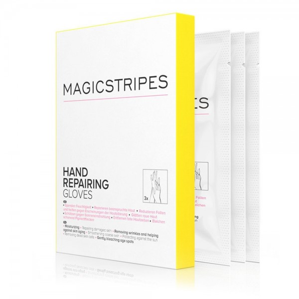 Hand Repairing Gloves - 3 Paar | Magicstripes