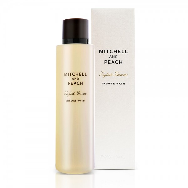 Duschgel - Flora No.1 | Mitchell and Peach| Look Beautiful Products