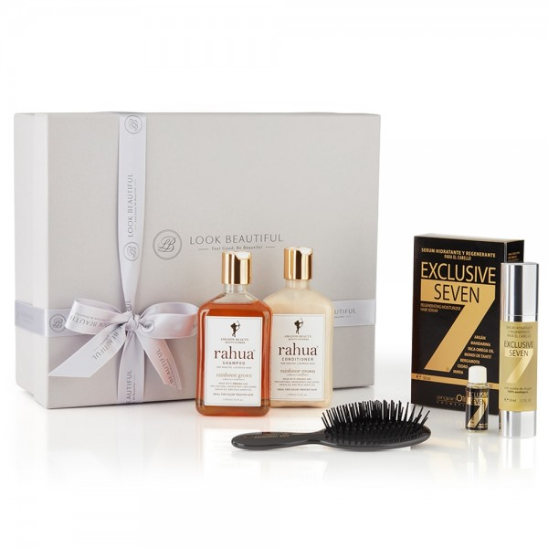 Natural Classic Hair Sensation Set | Look Beautiful Products