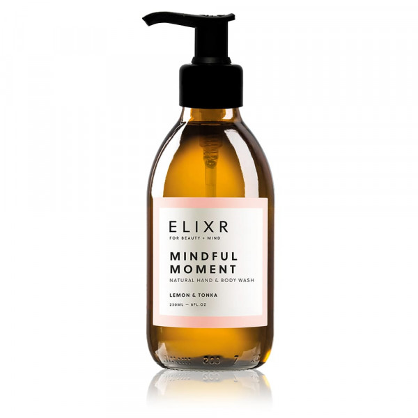 Mindful Moment Natural Hand & Body Wash | Elixr