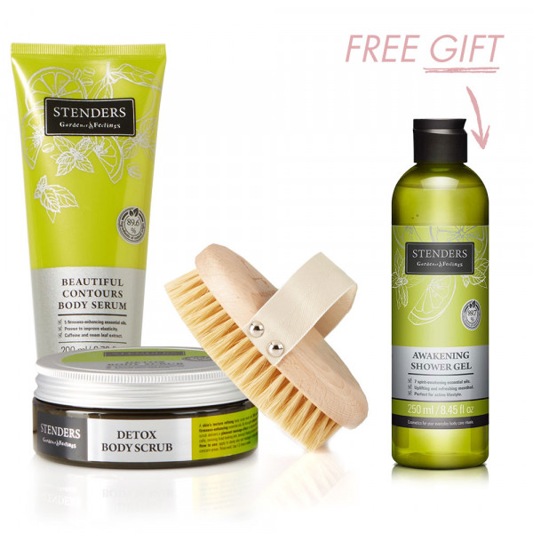 Welcome Firmer Contours Set | Stenders