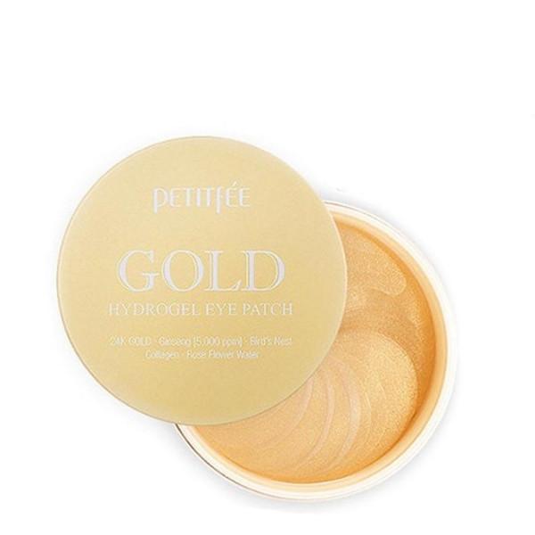 Gold Hydrogel Eye Patches | Petitfée