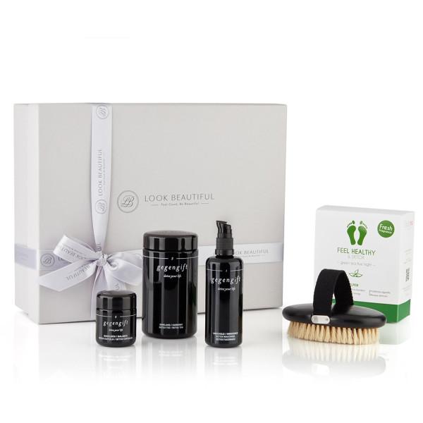 Green Detox Cure Set | Look Beautiful