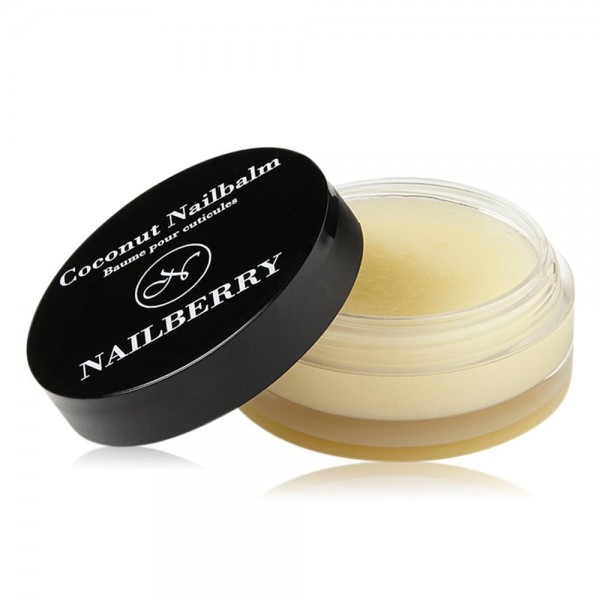 Coconut Nail Balm | Nailberry | Look Beautiful Products