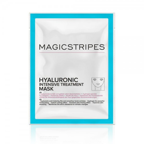 Hyaluronic Intensive Treatment Mask - 1 Maske | Magicstripes