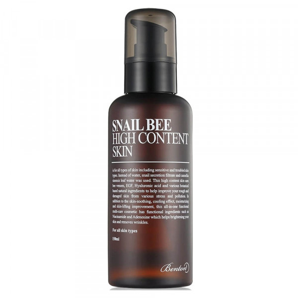Snail Bee High Content Skin Toner